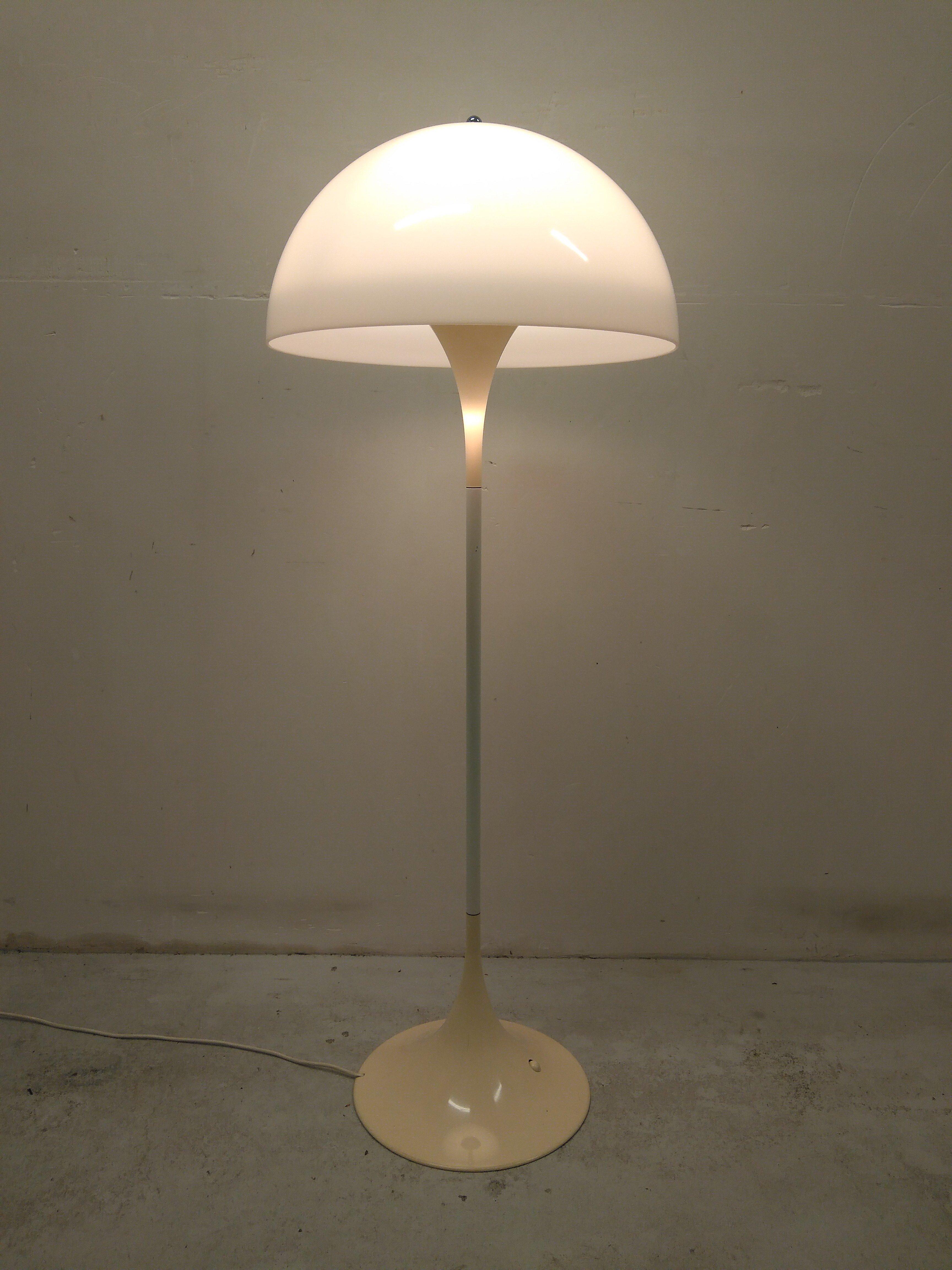 El Vinta  Mushroom Floor Lamp  Sold   Decoration  Lamps