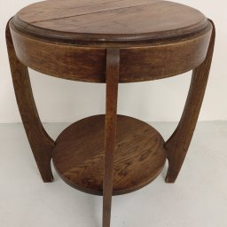 Art deco side table - sold -