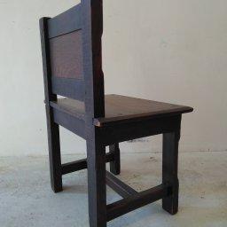 Spanish seat