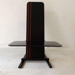 Chair 80's Memphis style