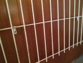 El Vinta: Coat rack wire steel sixties (Furniture, Design, Vintage)
