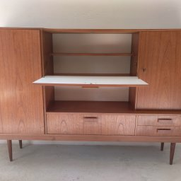 Dresser cupboard / highboard 1960s