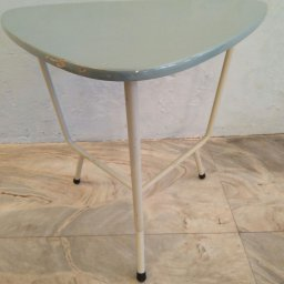 Industrial side table 1950s