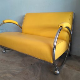 Sofa two-seater Gispen style