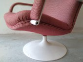 El Vinta: Turn armchair Artifort model 141 (Furniture, Design, Vintage)