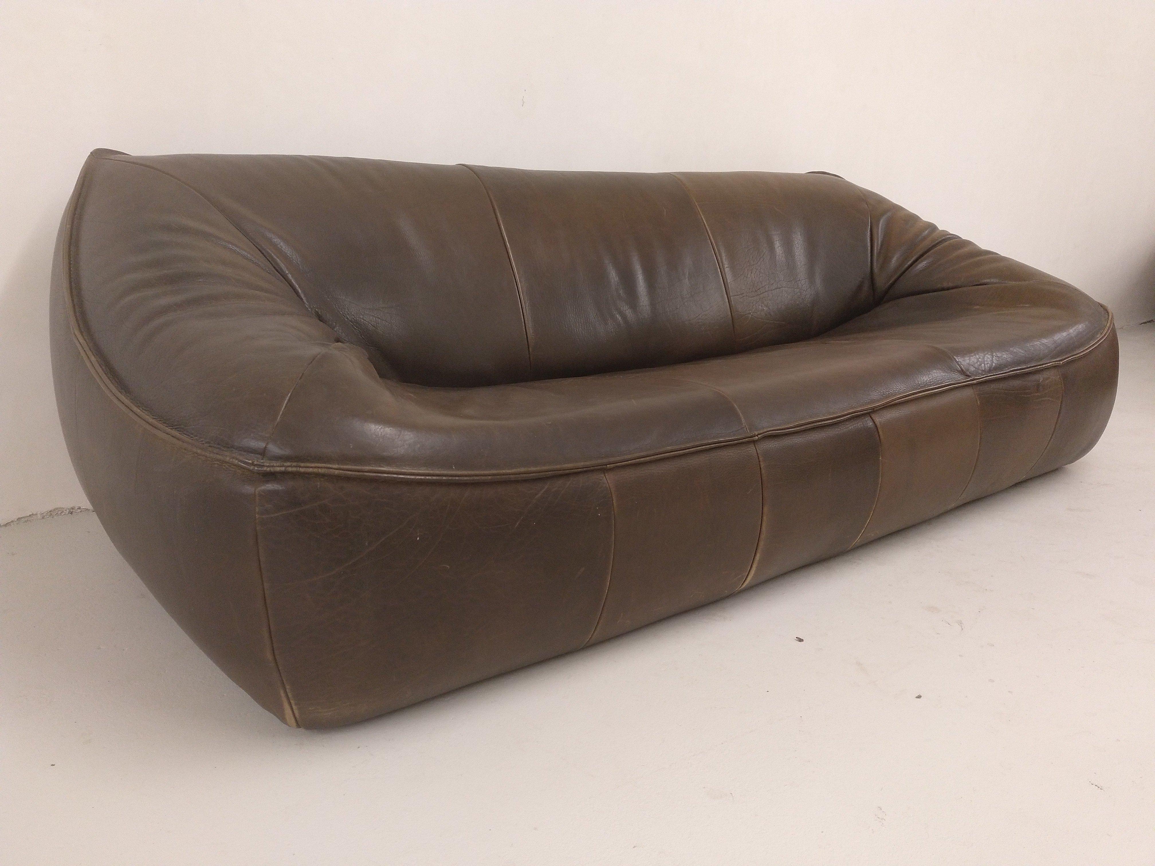 Design Bank Gerard Van De Berg.El Vinta Vintage Ringo Sofa 1970s Furniture Design Vintage