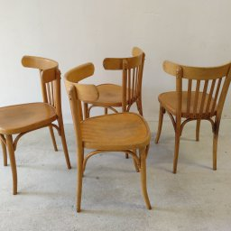 Dining chairs Thonet