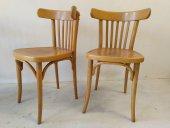 El Vinta: Dining chairs Thonet (Furniture, Vintage)